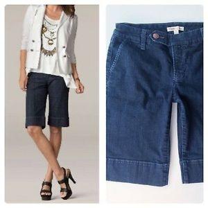 CAbi Bermuda Shorts Style #891